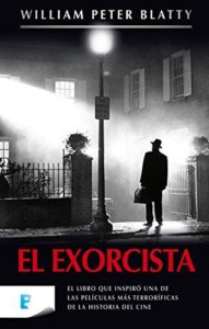Libro de terror El exorcista, William Peter Blatty