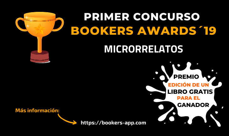 primer concurso microrrelatos bookers awards 19